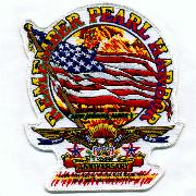 NAS Pearl Harbor 50th Anniversary Patch
