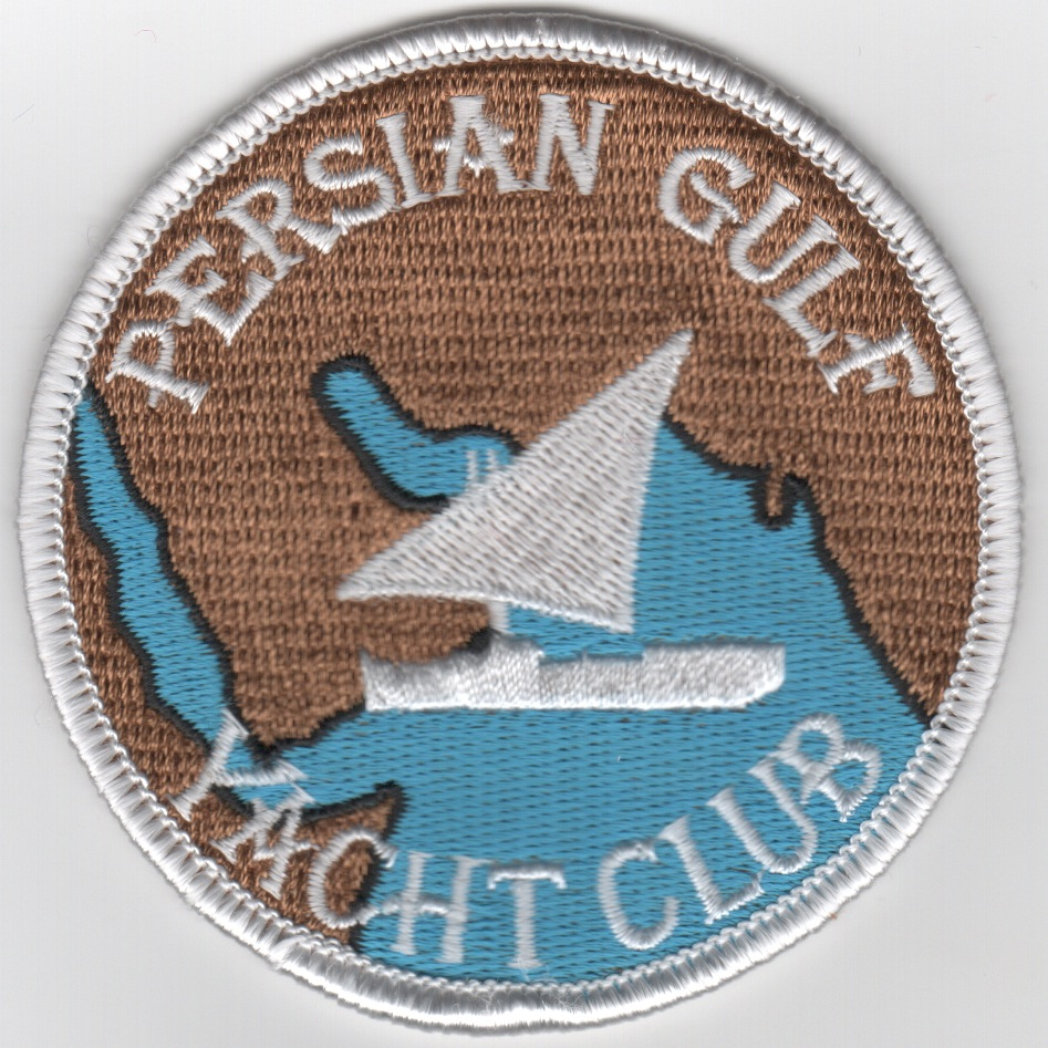 Persian Gulf Yacht Club Patch