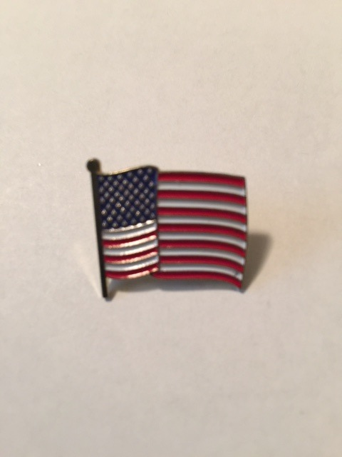 Lapel Pin - American Flag