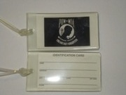 POW Luggage Tag