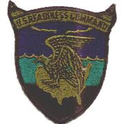 USAF Readiness Command Patch (Subdued)