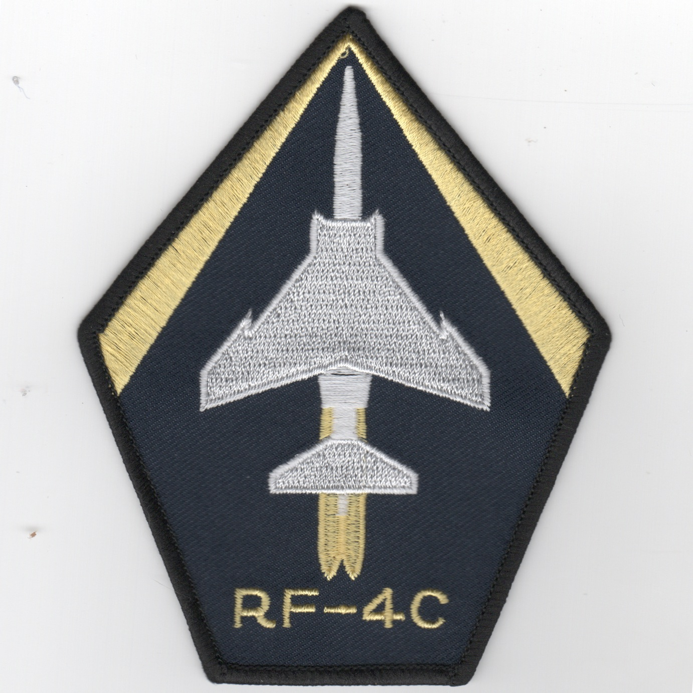 RF-4C Aircraft Patch