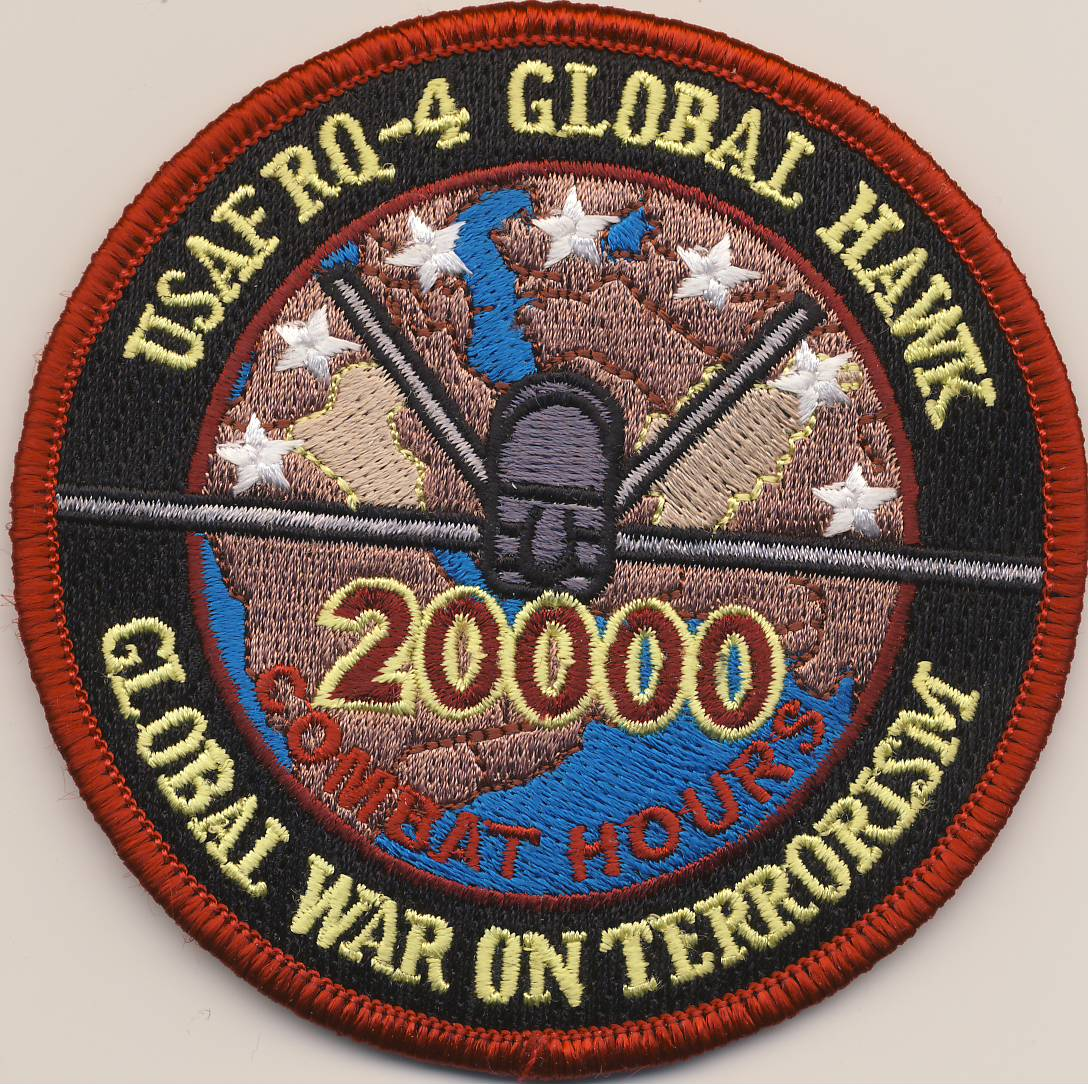 RQ-4 Global Hawk Patch