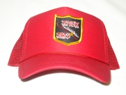 RRVA Cap (Red/Mesh Back/Stitched)