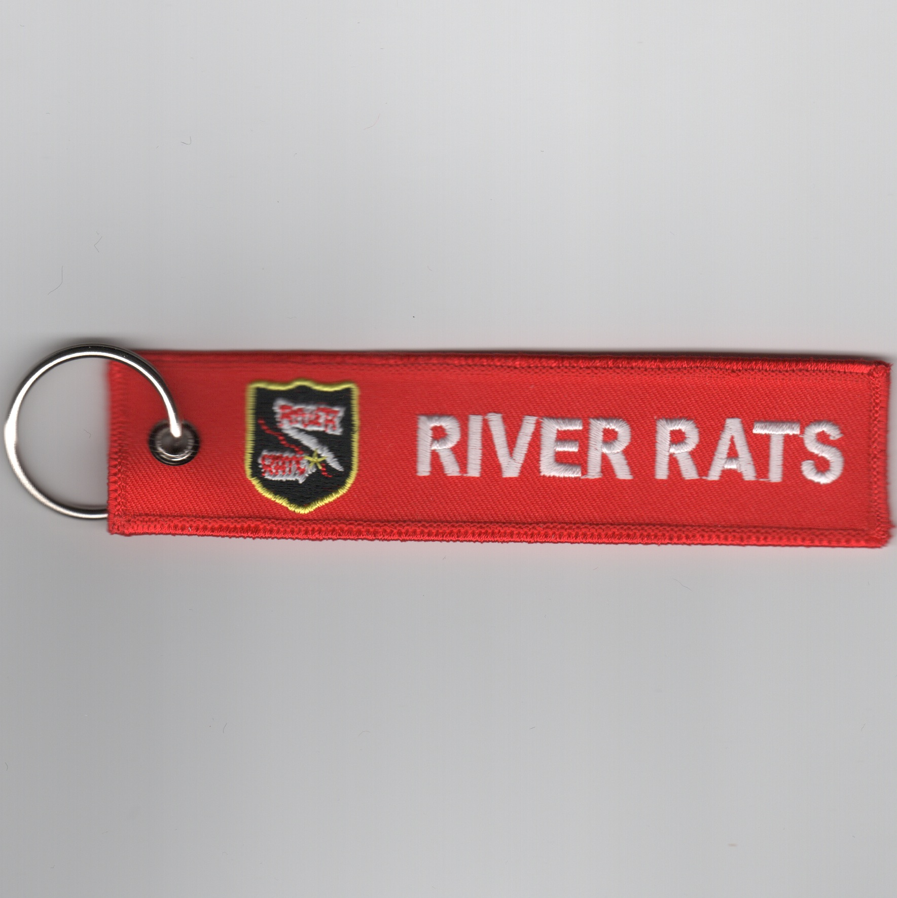 RRVA Key Chain (Red-Front)