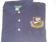 RRVA Dark-Blue Polo shirt