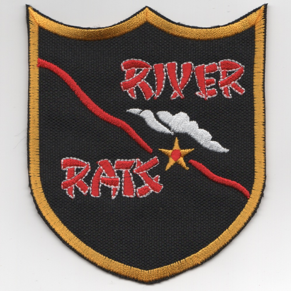 RRVA 'Shield' Patch (Old Style/Repro)
