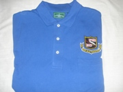 RRVA Medium-Blue Polo shirt