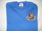 RRVA Royal Blue Sweatshirt