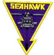 SH-60 Seahawk Patch (Triangle)