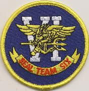 SEAL Team 6 Patch