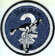 SEAL Team 2 Patch
