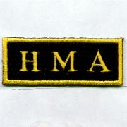 Flight Suit Sleeve - HMA