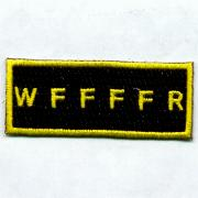 Flight Suit Sleeve - WFFFFR