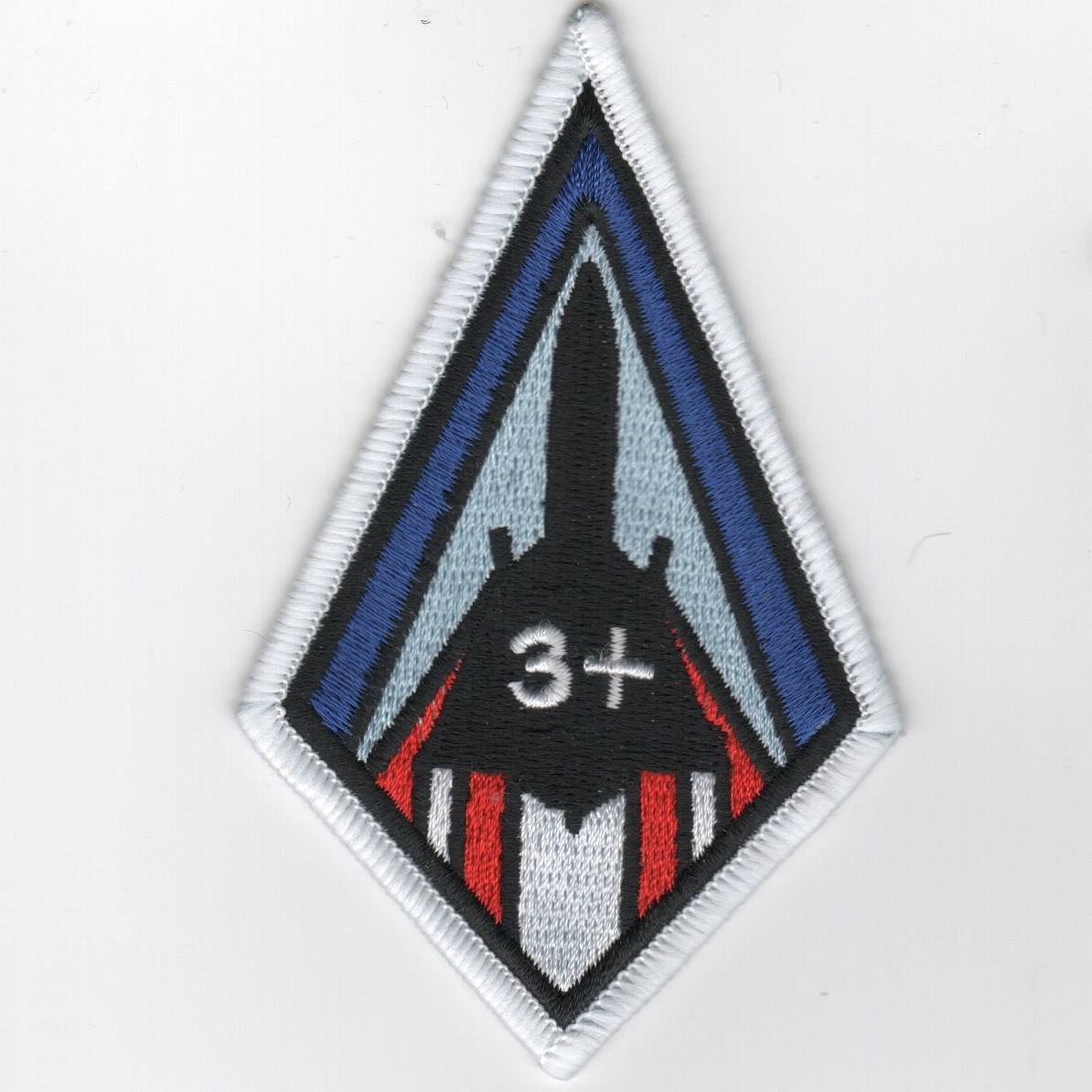 SR-71 '3+' Patch (Diamond)