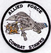 (F-16) 23EFS 'Combat Stawks/OAF' Patch