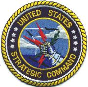 US Strategic Command Patch