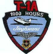 T-1A 1000 Hours Patch