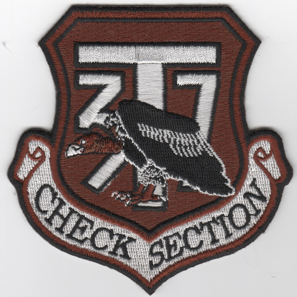 T-37 Check Section