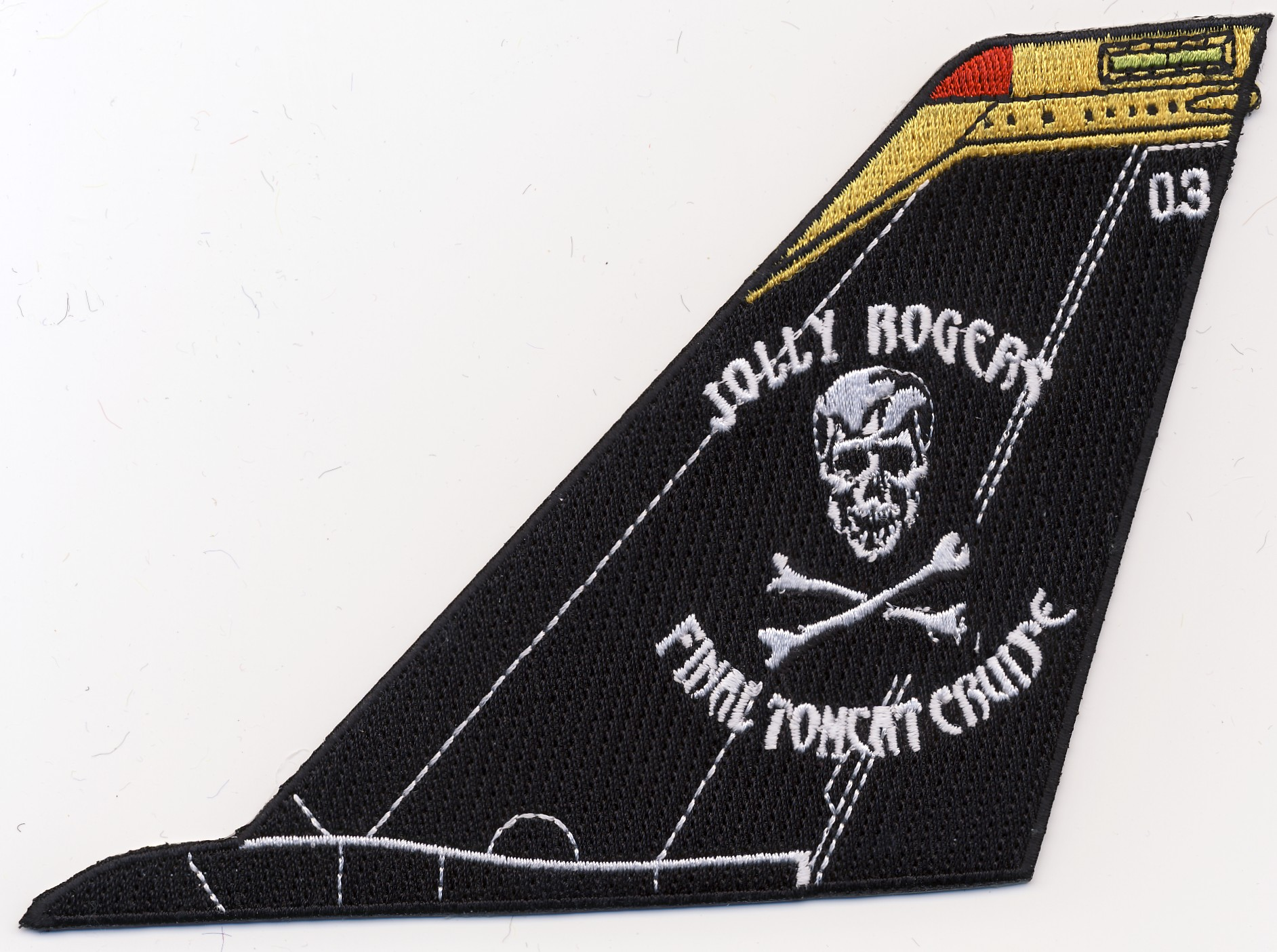 Click to View F-14 Tomcat Tail Fins!