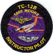 TC-12 'IP' 1000 Hours Patch