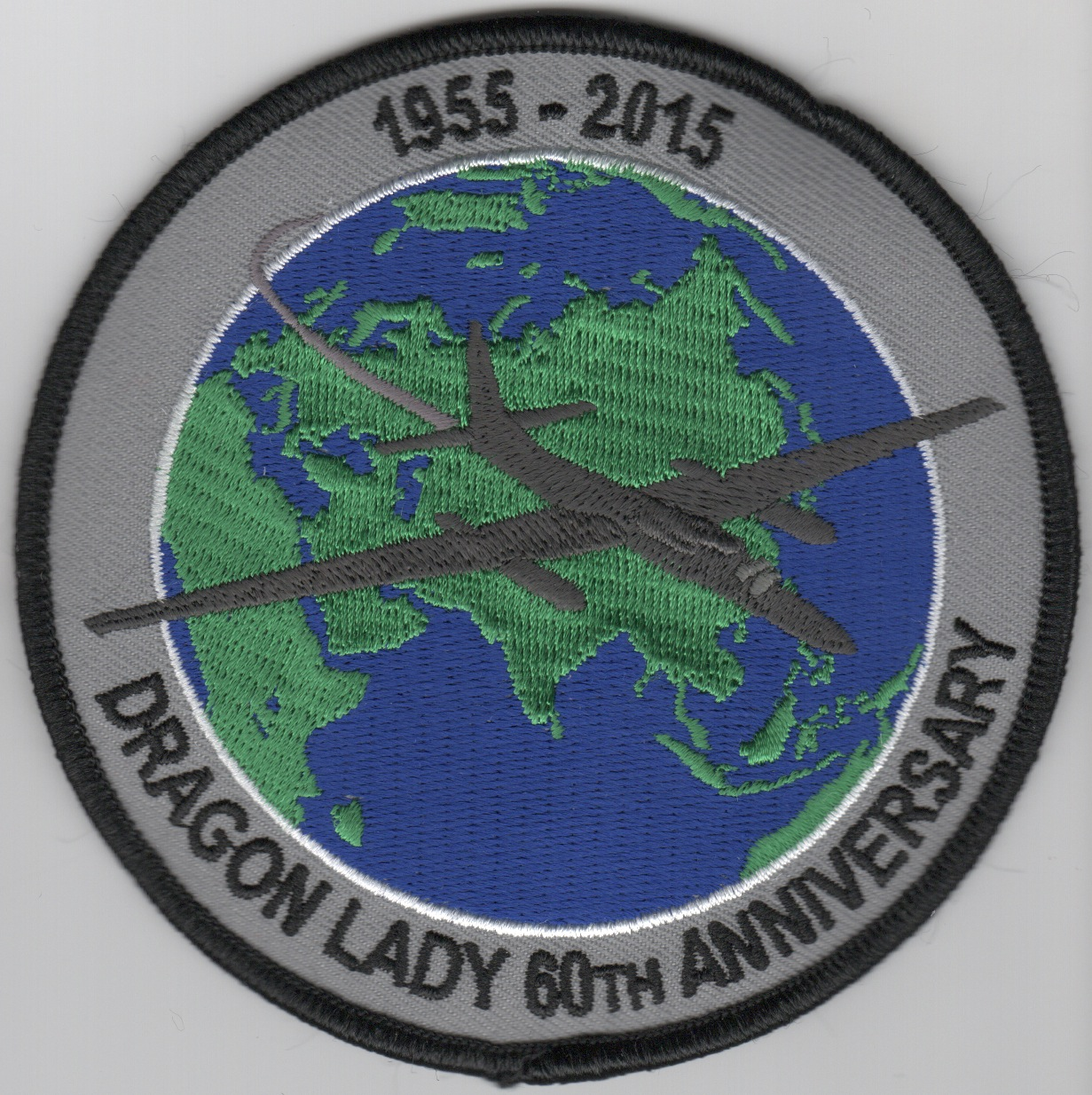 U-2 '60th Anniversary' Patch