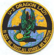 U-2 Dragon Lady (We Monitor)