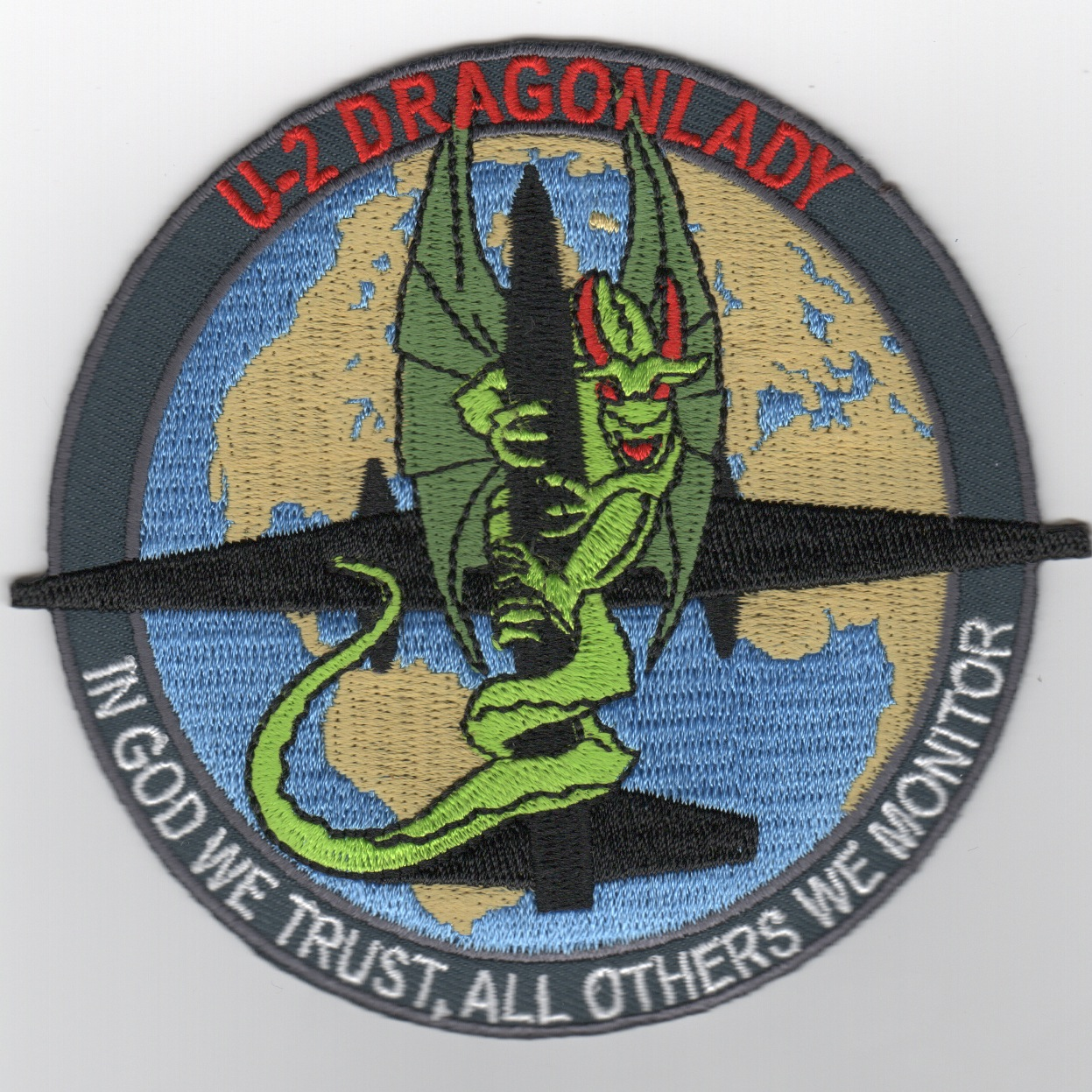 U-2 Dragon Lady (We Monitor/Green Dragon)