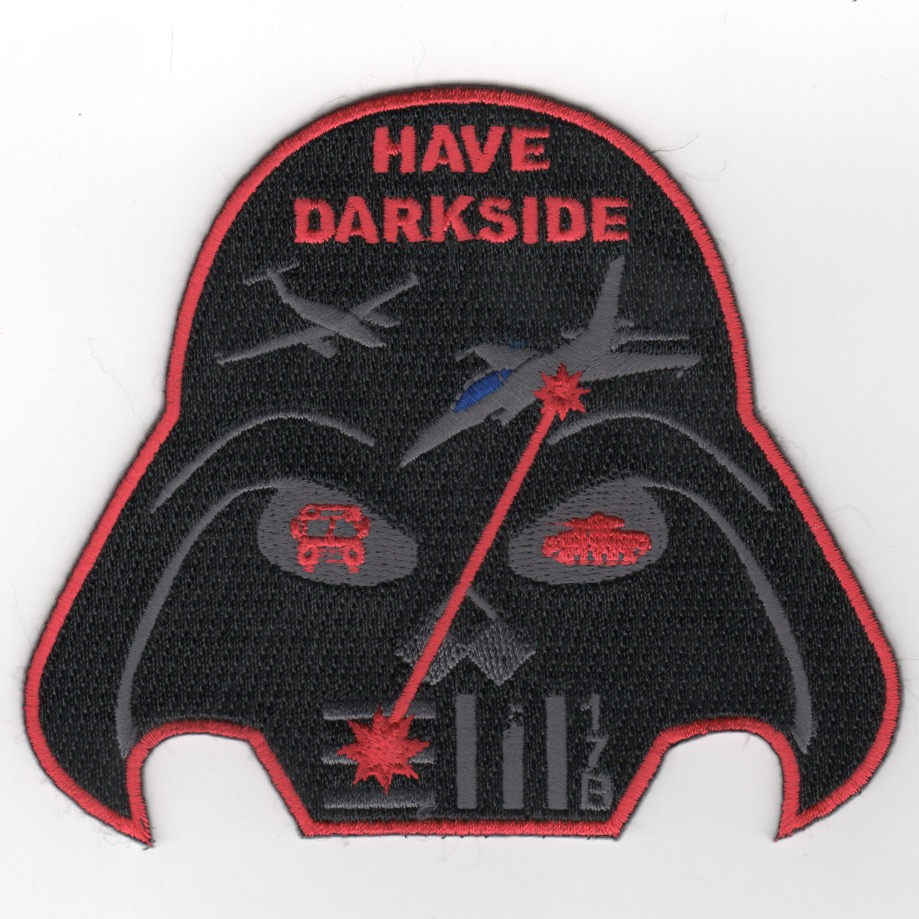 USAF TPS Class 17B 'VADER' Patch