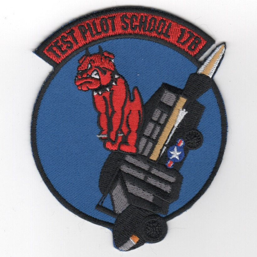 USAF TPS Class 17B 'DEVIL DOG' Patch