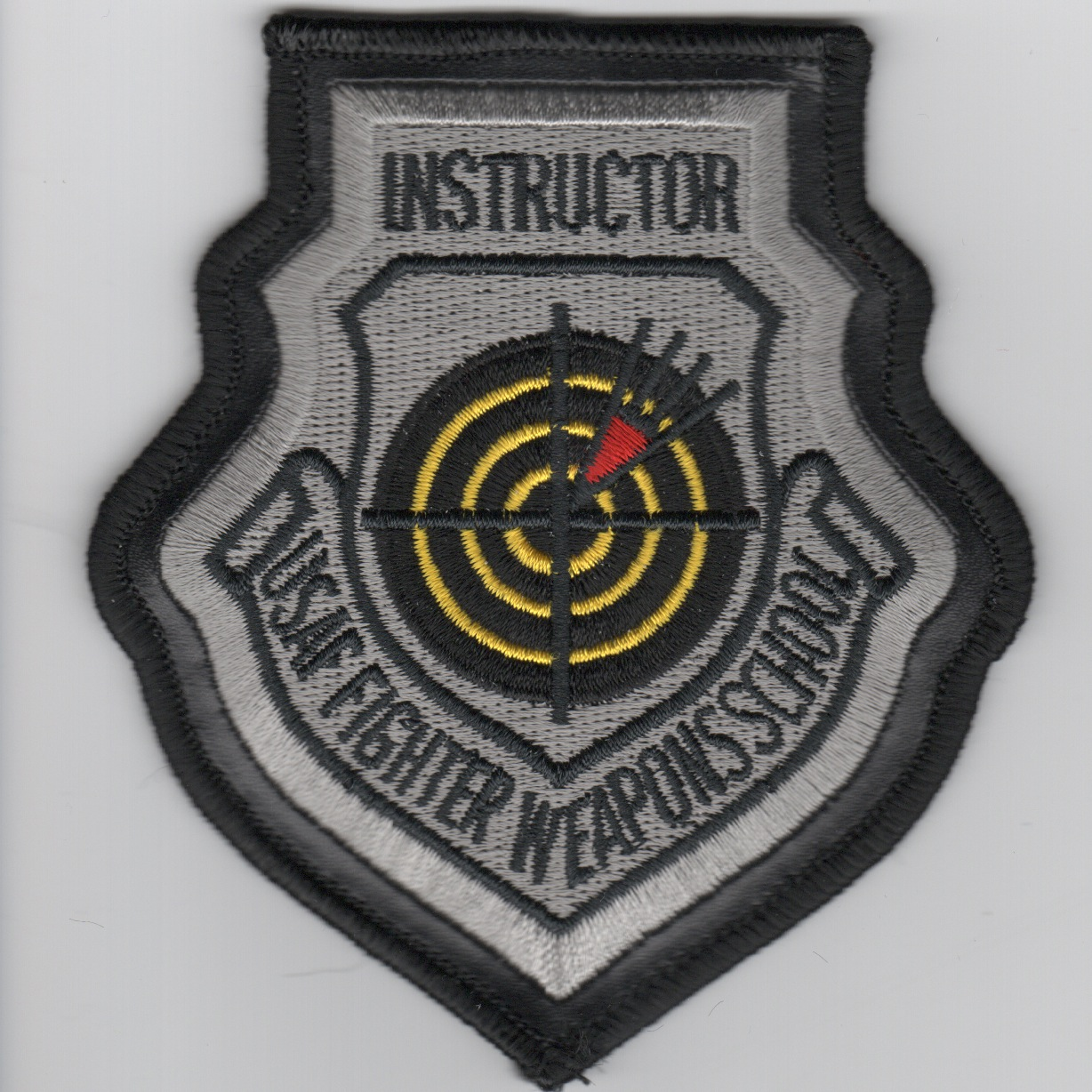 USAF Fighter WIC INSTRUCTOR Patch (LX)