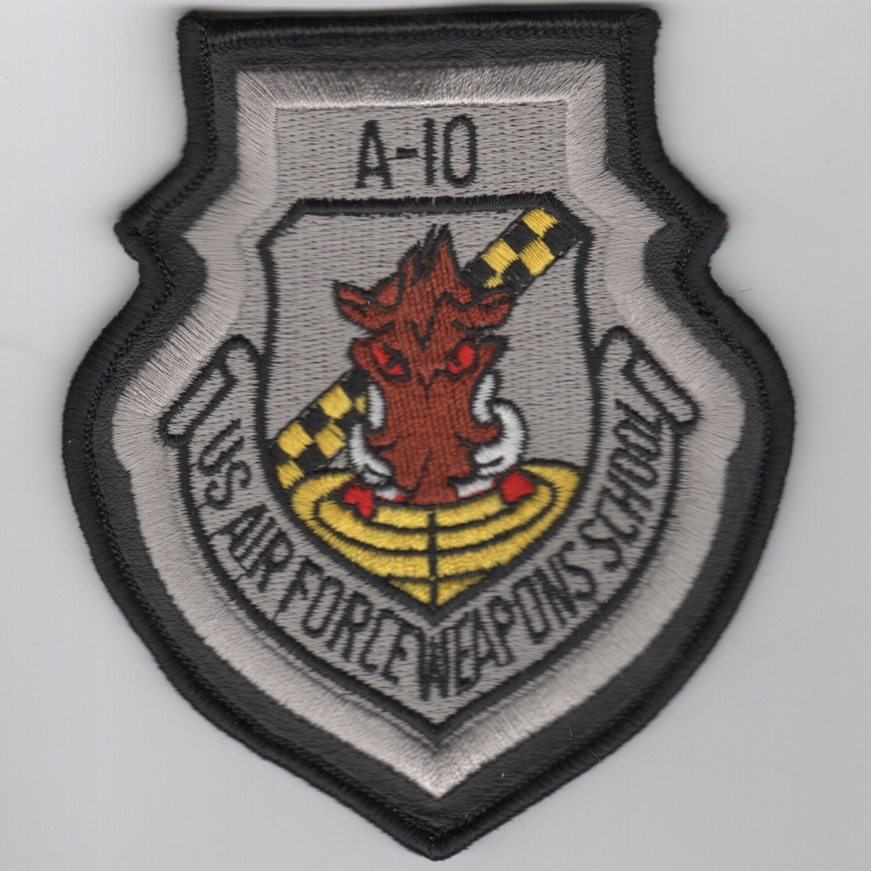 Overig US Air Force Weapons School Militaria Space Patch