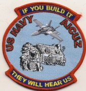 US Navy AICUZ Patch