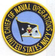 Chief of Naval Operations (CNO)