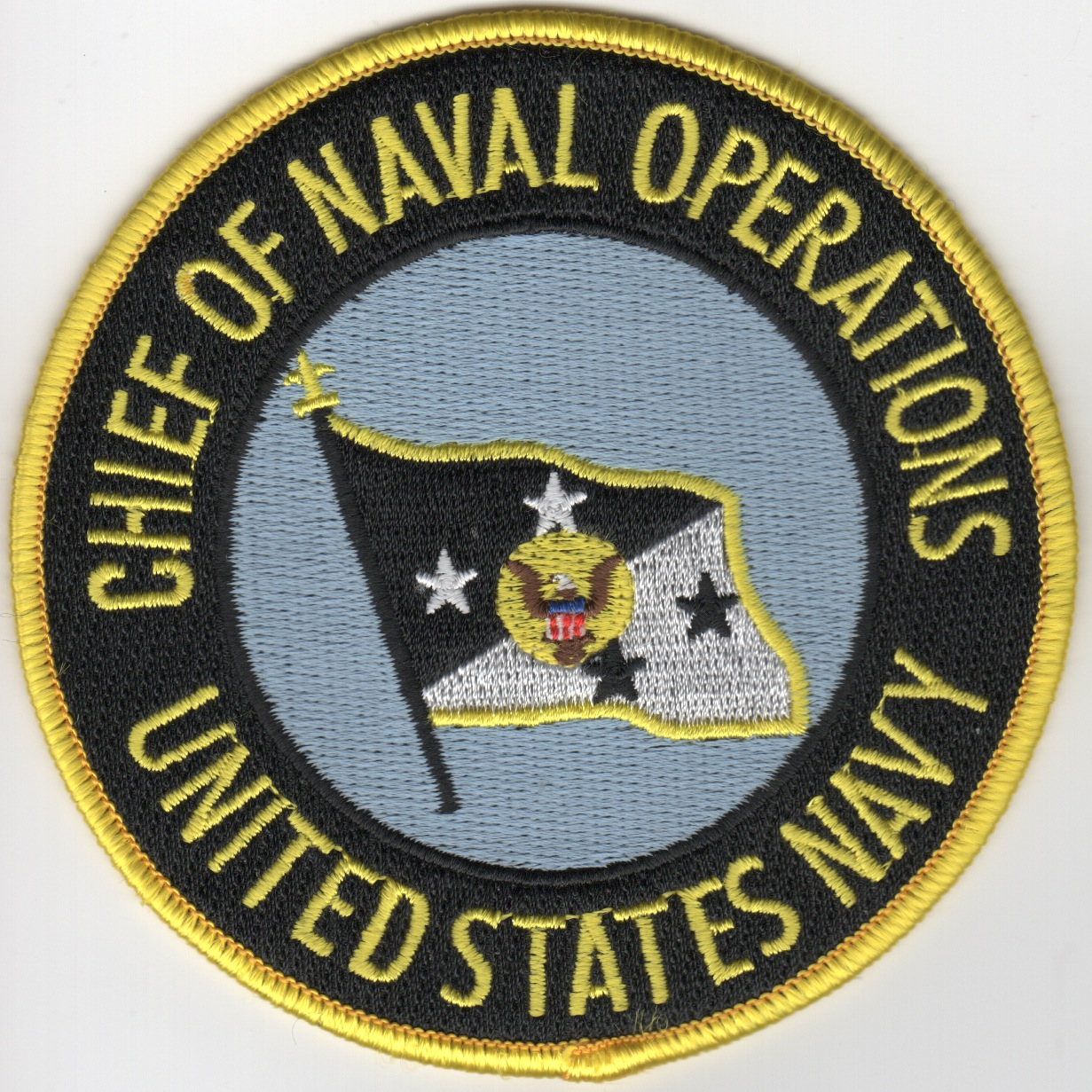 Chief of Naval Operations (CNO) w/Flag