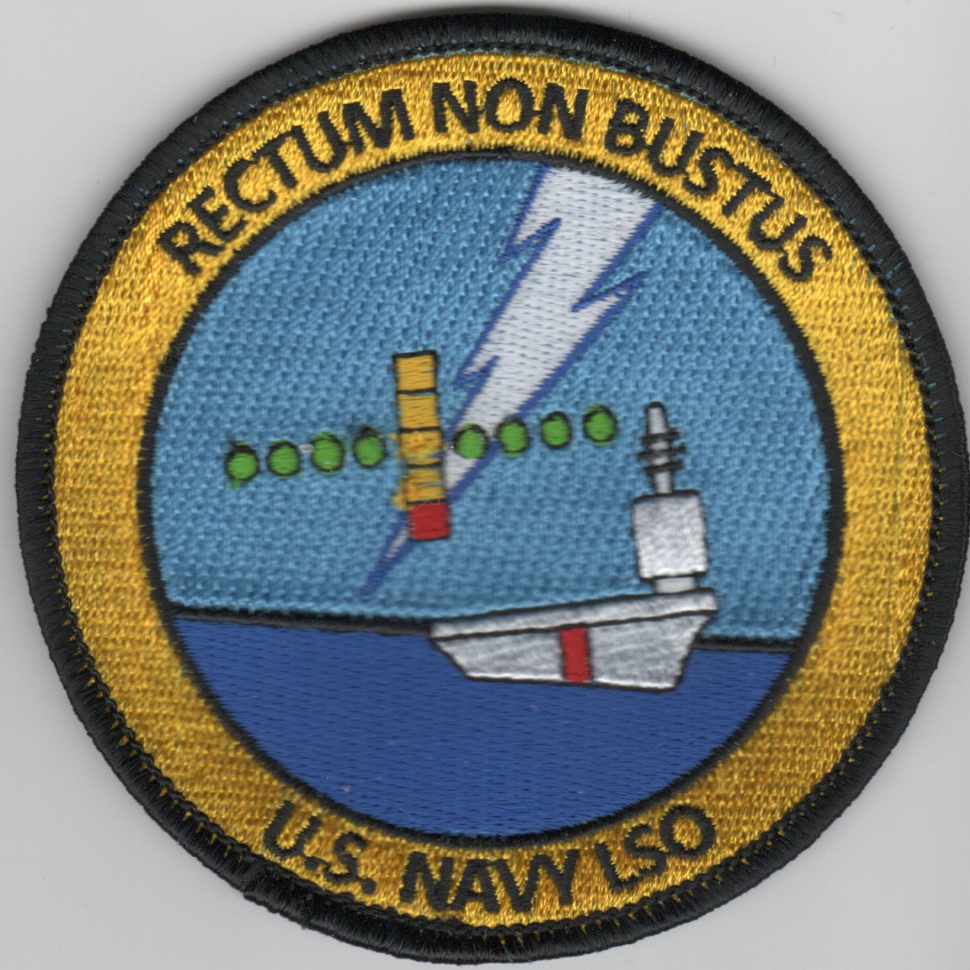 LSO School Patch (Round)