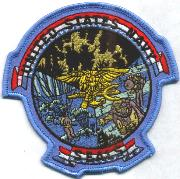 US Navy SEALS Patch