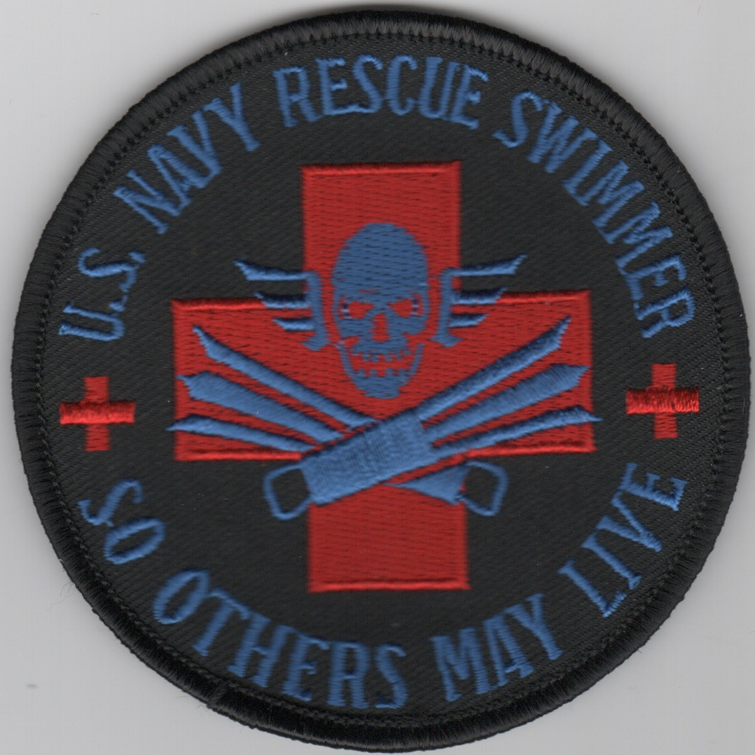 USN Rescue Swimmer (Black)