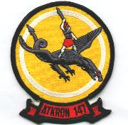 VA-147 Squadron Patch (Yellow)