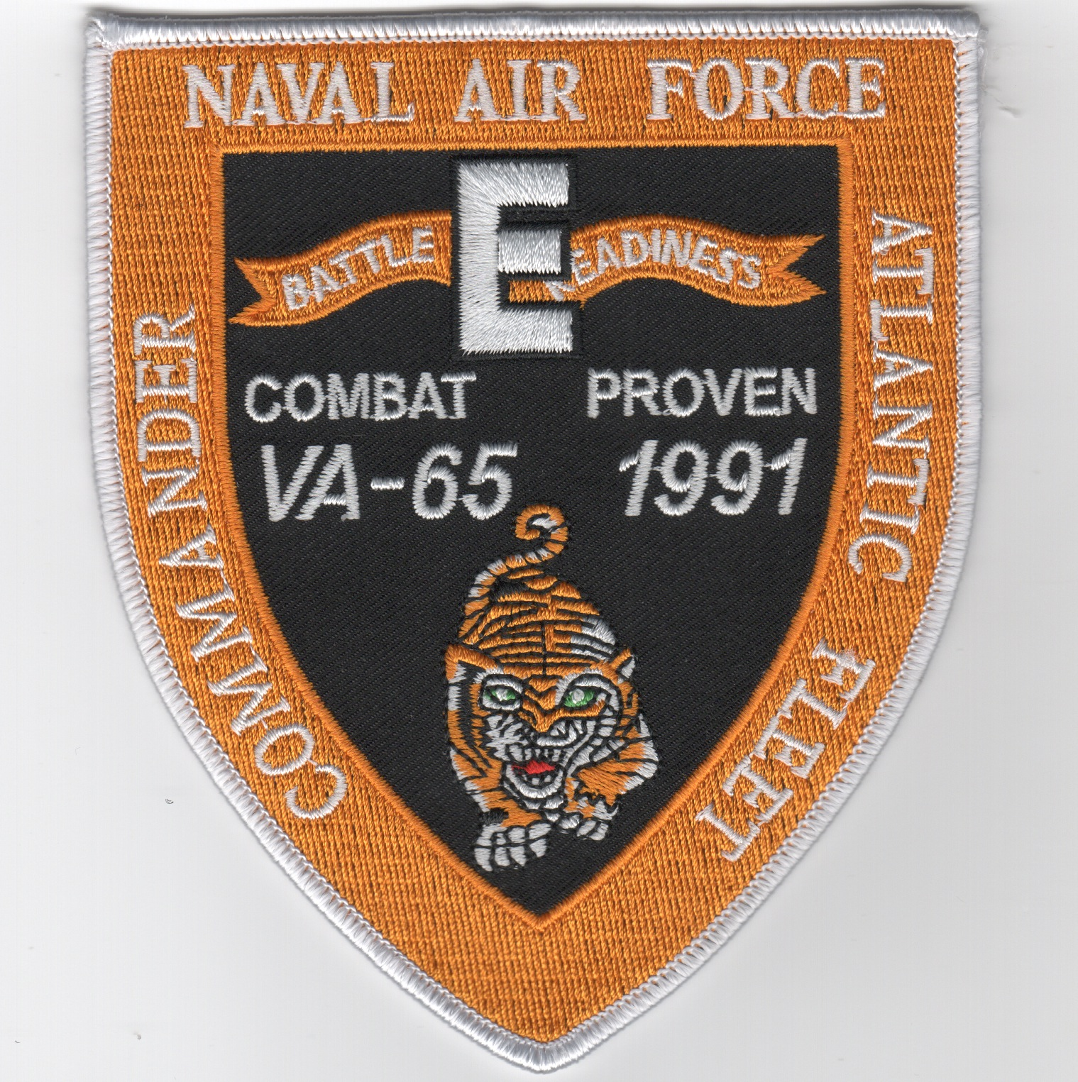 VA-65 1991 Battle 'E' Shield (Repro)