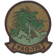 VAQ-130 Squadron Patch (Subdued)