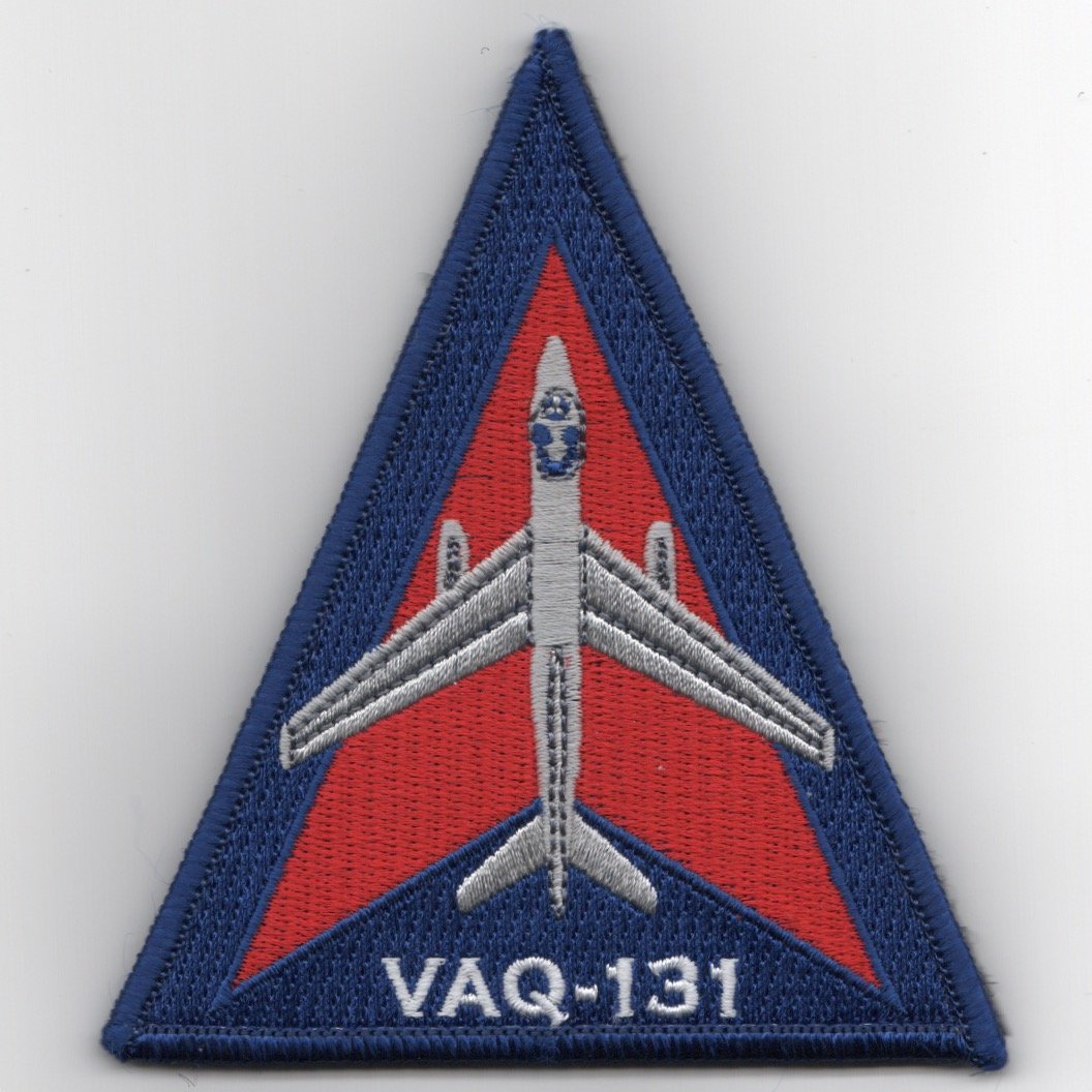 VAQ-131 'Throwback' Triangle A/C Patch