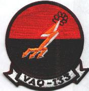 VAQ-133 Squadron Patch (Old Style)