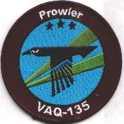 VAQ-135 (Round/Prowler) Patch