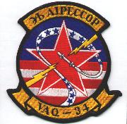 VAQ-34 Squadron Patch (Star)