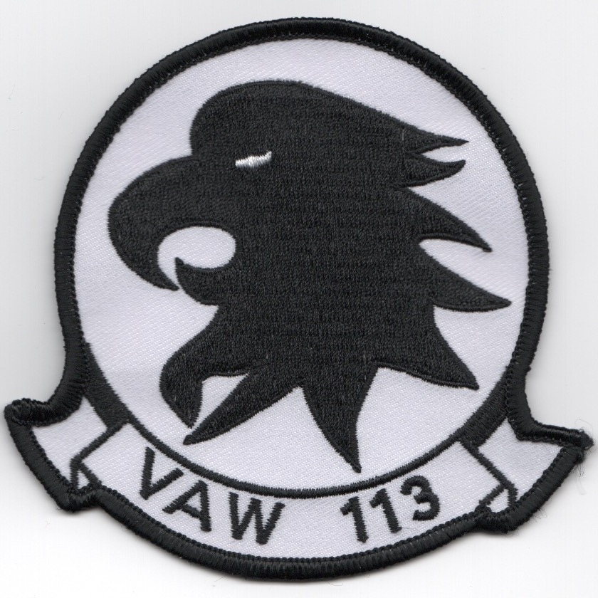 VAW-113 Squadron Patch