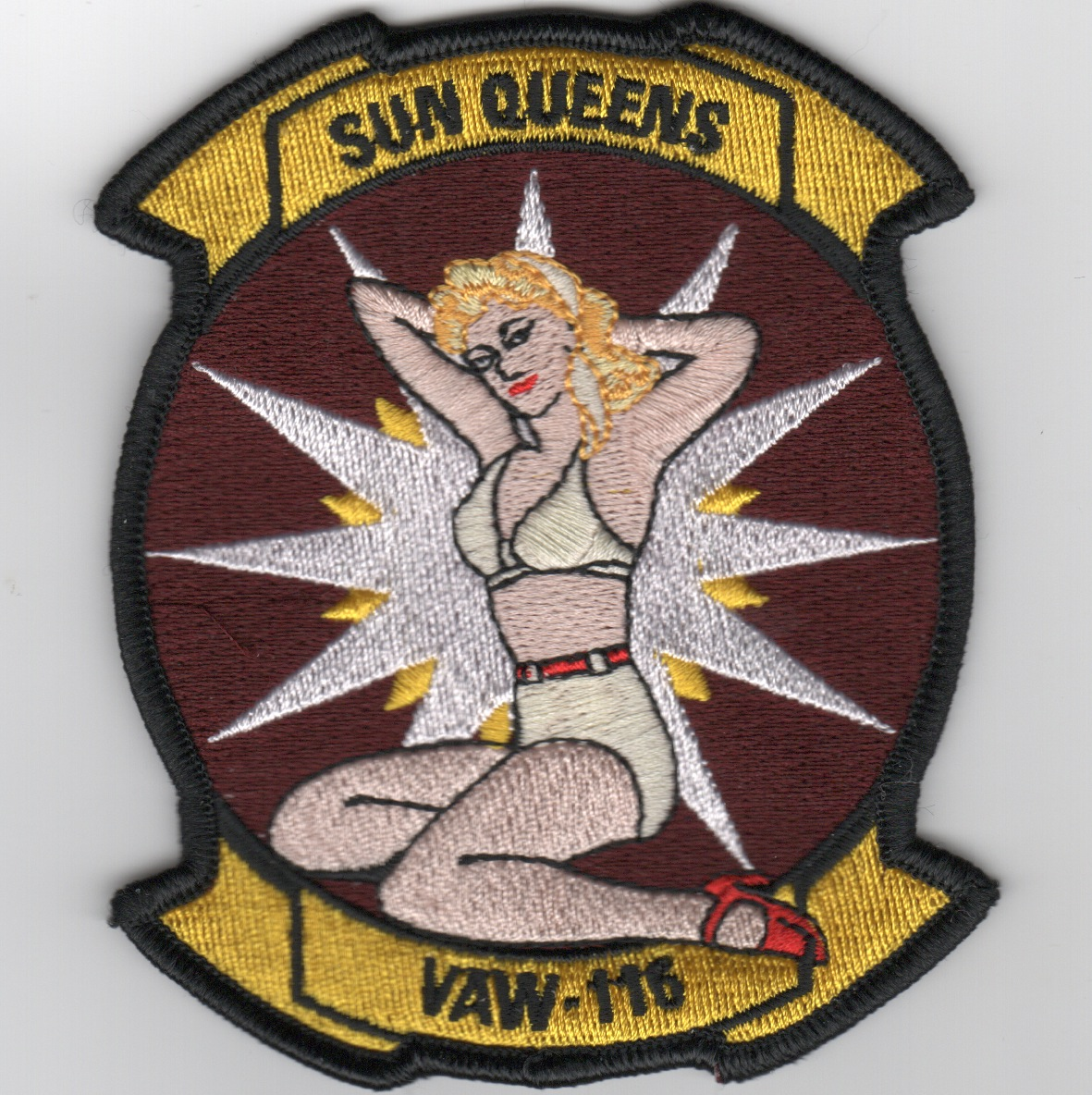 VAW-116 'SUN-QUEEN' Patch