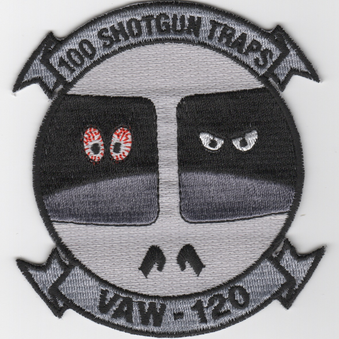 VAW-120 '100 Shotgun Traps' (Black)
