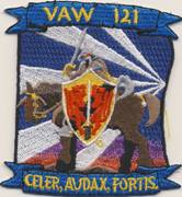 VAW-121 'CELER' Patch
