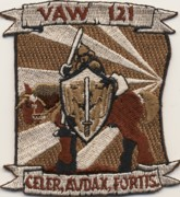 VAW-121 'CELER' Patch (Des)